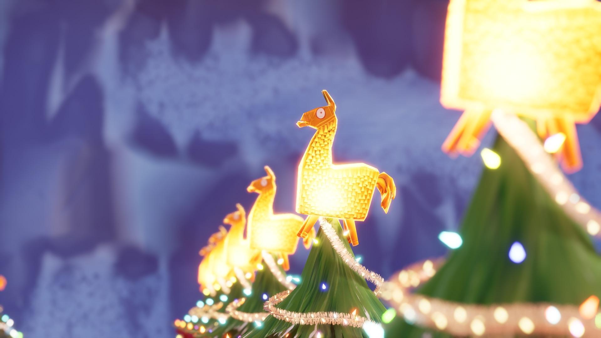 フォートナイト クリスマス